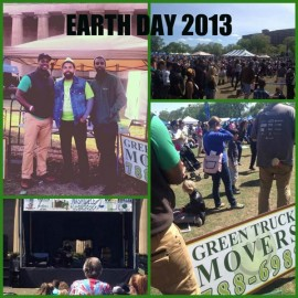 Earth Day 2013 collage